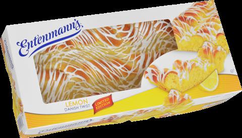 Lemon Danish Twist