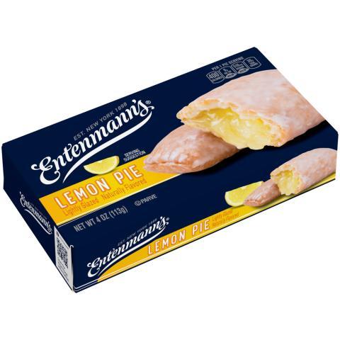 Single Serve Lemon Snack Pie