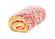 Mini Raspberry Creme Jelly Roll