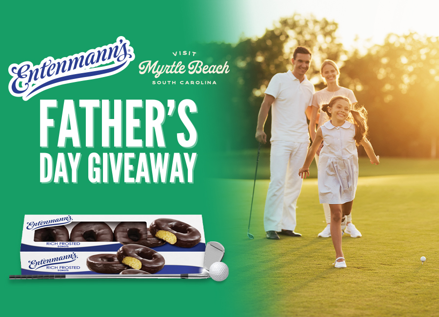 Entenmann's Father's Day Giveaway Sweepstakes