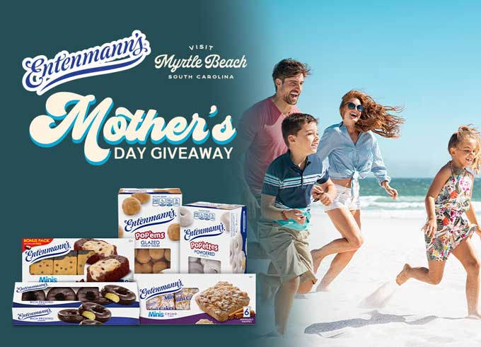 Entenmann's Mother's Day Giveaway Sweepstakes