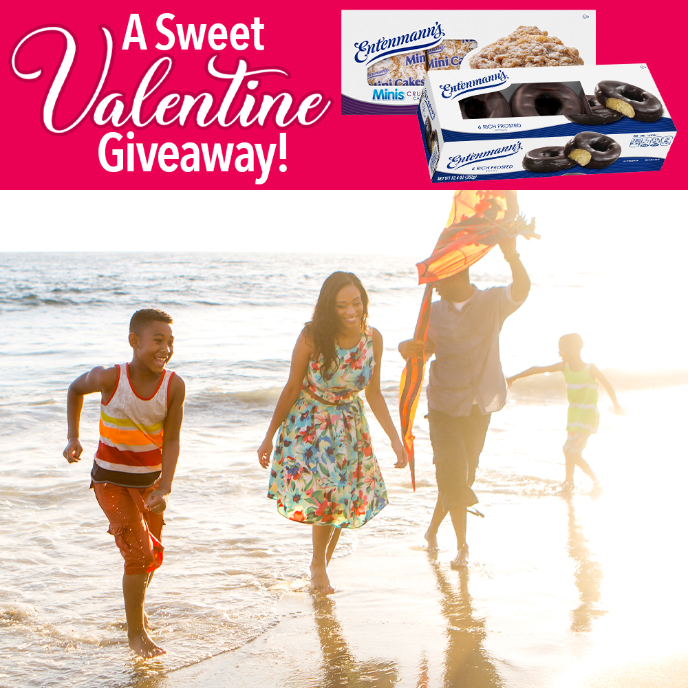 Entenmann's A Sweet Valentine Giveaway Sweepstakes
