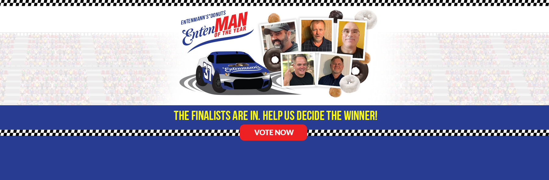 Man Of the Year Vote