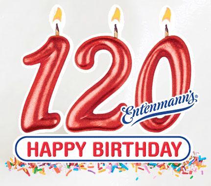 Entenmann's 120th Birthday 2018