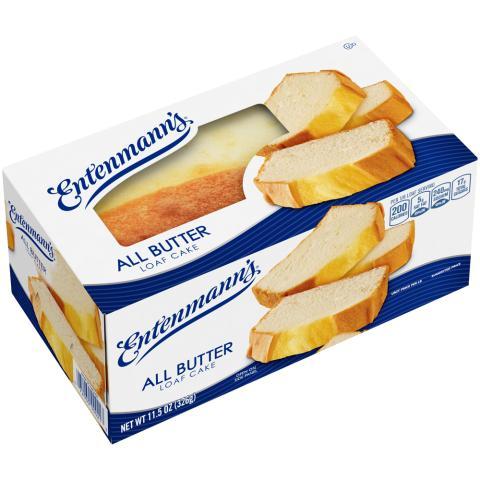 All Butter Loaf Cake