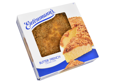 Entenmann S All Butter French Crumb Cake Recipe
