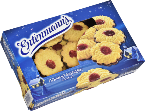 Holiday Gourmet Raspberry Cookies