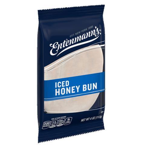 Single Serve Iced Honey Bun