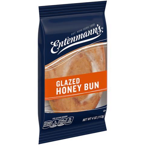 Single Serve Glazed Honey Buns