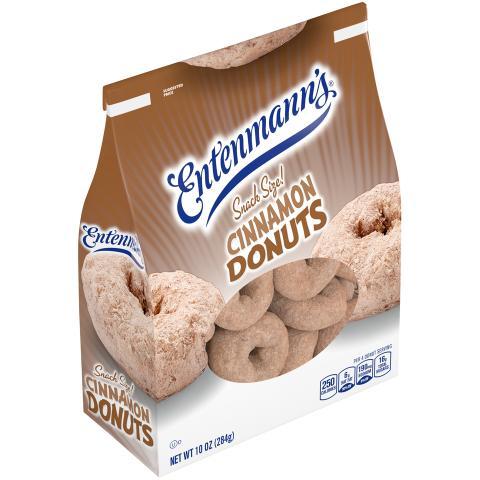 Cinnamon Pop'ettes