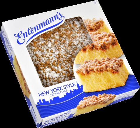 NY Style Crumb Cake