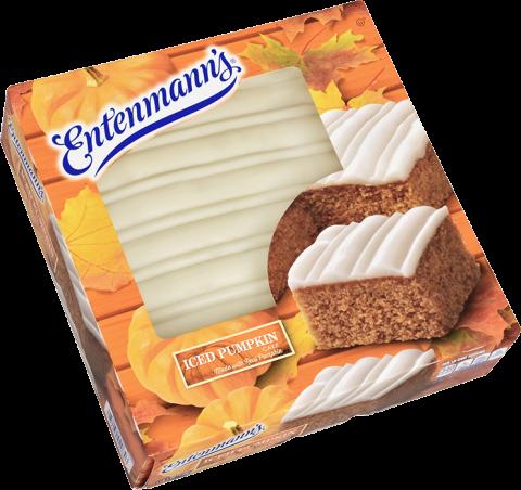 Entenmann S Banana Iced Cake