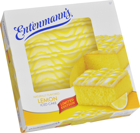 Entenmann S Light Golden Loaf Cake