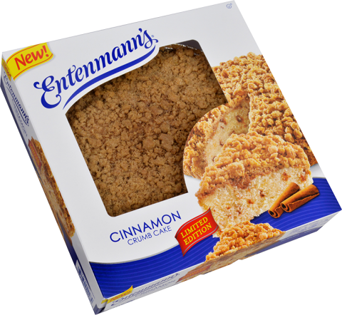 Entenmann S Crumb Cake Nutrition Facts