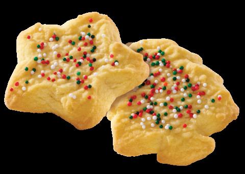 Holiday Sprinkle Cookie