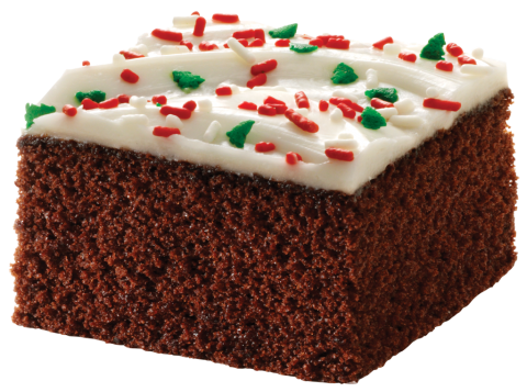 Holiday Devil's Food Cake