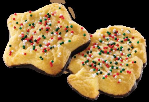 Holiday Sprinkle Gourmet Cookie