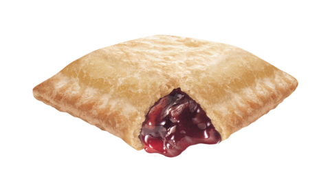 Mini Cherry Snack Pie