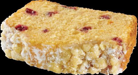 Cranberry Orange Loaf Cake