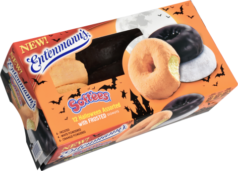 Softee Donuts Halloween