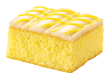Lemon Iced Cake