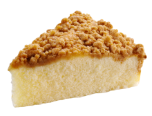 All Butter French Crumb Cake