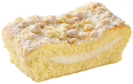 Cheese Filled Crumb Coffee Cake