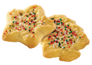 Holiday Sprinkle Cookie