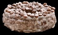 Devil's Food Crumb Donuts