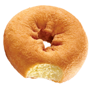 Plain Softee Donut
