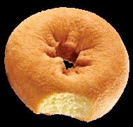 Plain Softee Donut