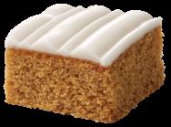 Iced Pumpkin Cake