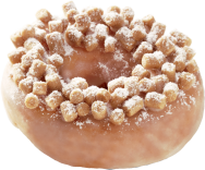 Crumb Topped Donut