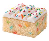 Iced Party Cake