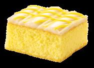 Lemon Iced Cake