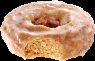 Apple Donut