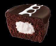 Chocolate Creme Filled Cupcake